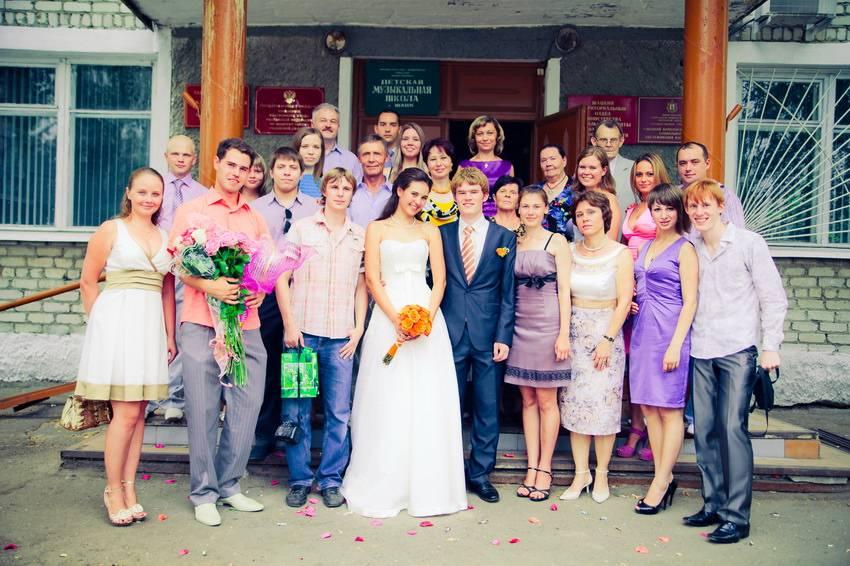 Свадьбы в шацке